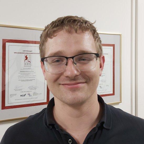 Jeffrey Smits - Installatiebureau-Kon